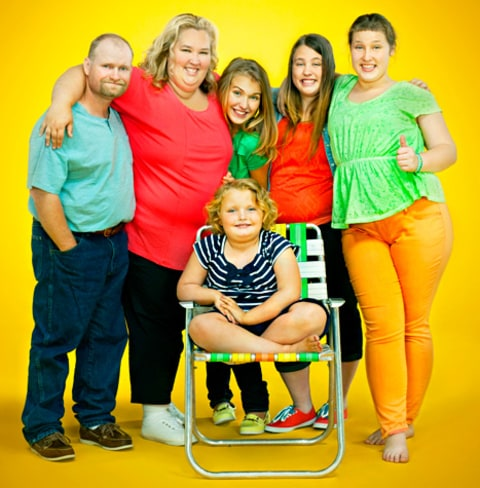 Here Comes Honey Boo Boo Cast