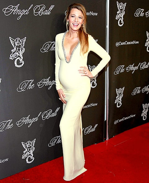 Blake Lively - Angel Ball