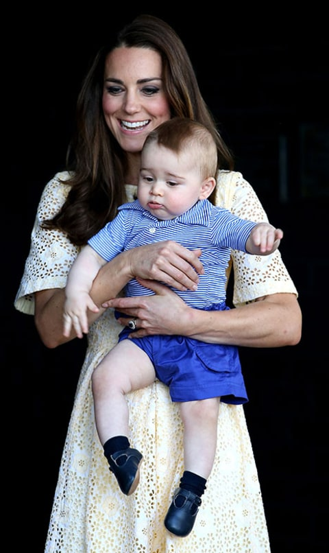 kate middleton george
