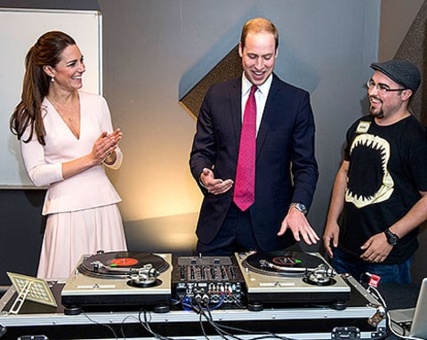 kate and will dj 2