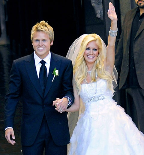 Spencer Pratt and Heidi Montag Wedding