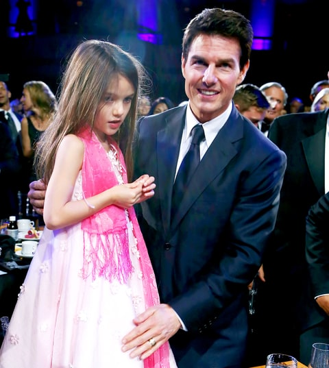 Tom Cruise Reportedly Hasn't Seen Daughter Suri in Years ...