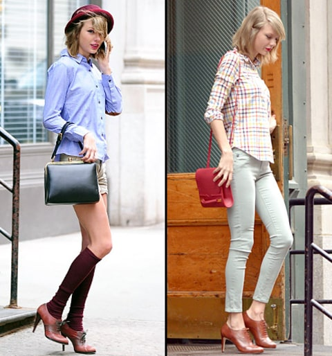 Taylor Swift S New York City Style Pictures Us Weekly