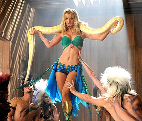 Heather Morris - Britney Spears
