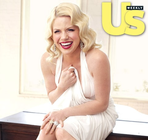 Megan Hilty - Marilyn Monroe