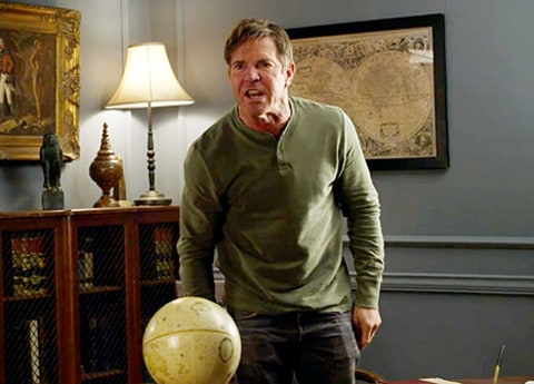 Dennis Quaid's new Funny or Die video