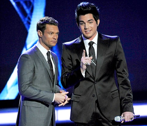 adam and ryan seacrest