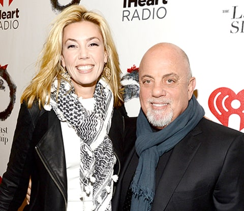 Alexis Joel and Billy Joel