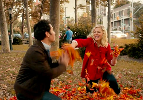 Amy Poehler and Paul Rudd They Came Together
