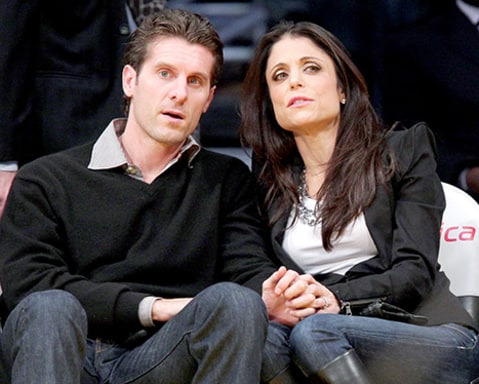 Bethenny and her ex husband