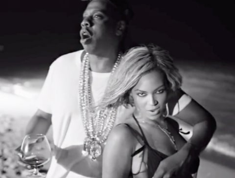 Beyonce and Jay Z Drunk In Love