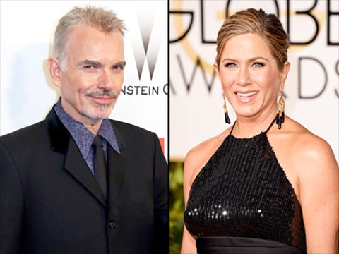 Billy Bob Thornton and Jennifer Aniston