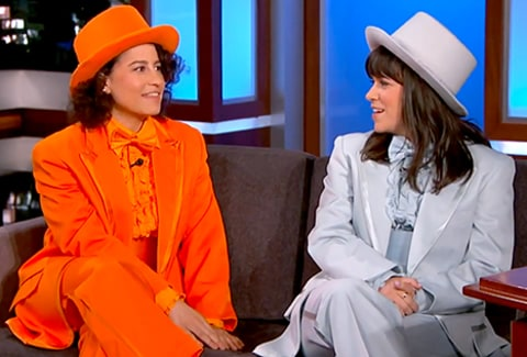 Broad City Dumb and Dumber girls