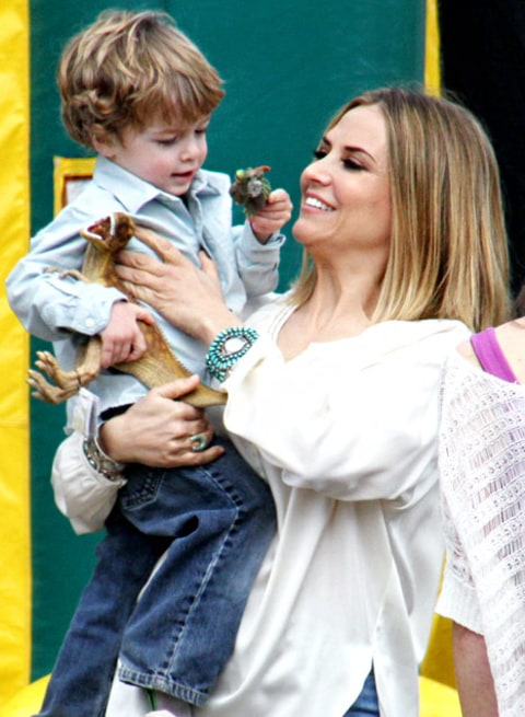 brooke mueller and boys bday 1