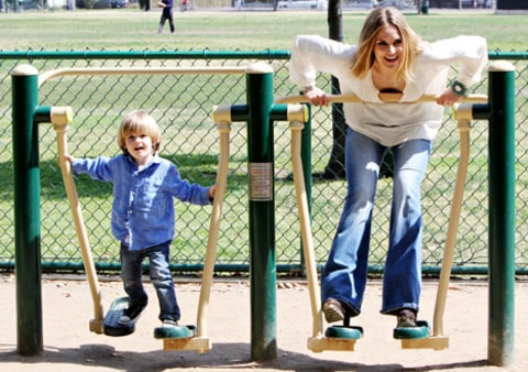 brooke mueller and boys bday 2