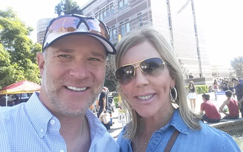 Brooks Ayers Vicki Gunvalson at USC