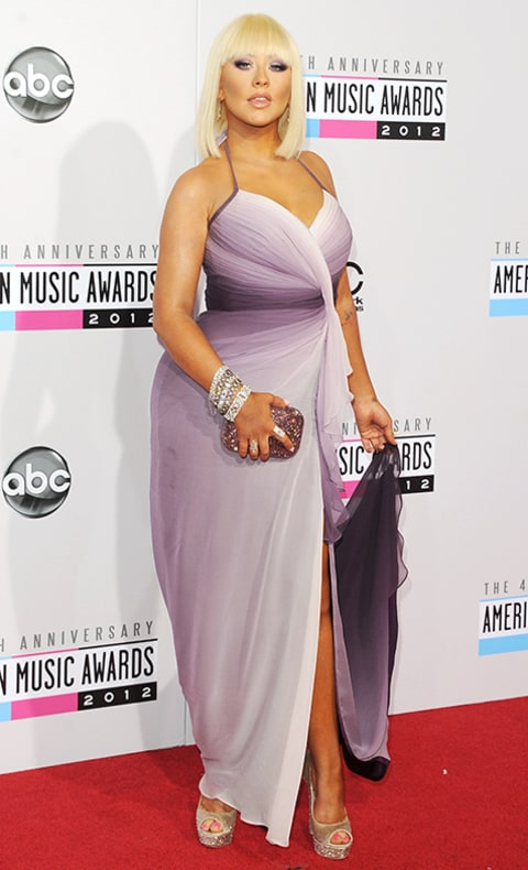 Christina aguilera weight loss the voice coach shows off skinny body