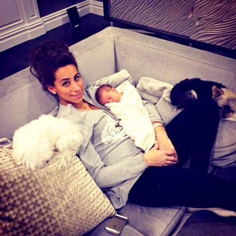 Danielle Jonas and Alena Rose
