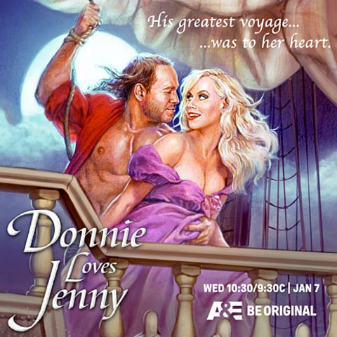 Donnie Loves Jenny Cover 2