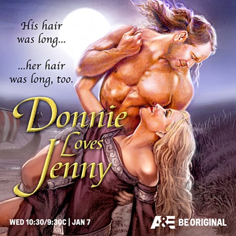 Donnie Loves Jenny Cover 4