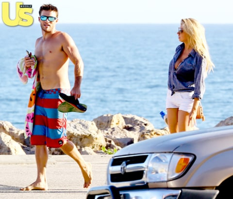 Scott Eastwood and Charlotte McKinney