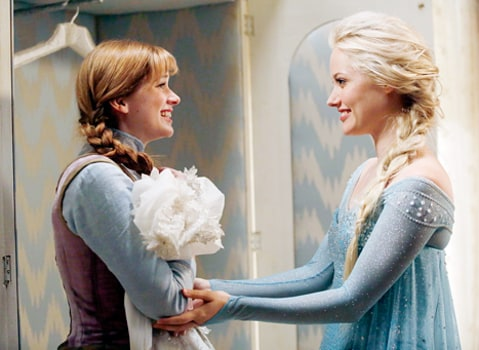 Frozen on OUAT
