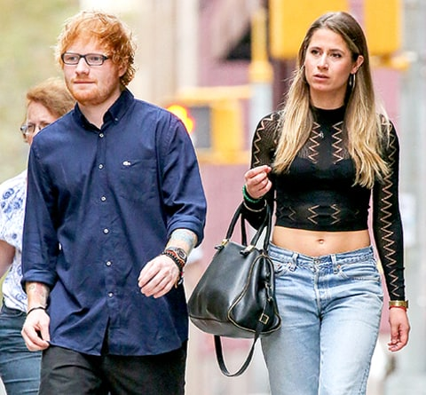 nina nesbitt and ed sheeran relationship status