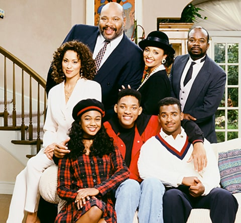 Fresh Prince throwback