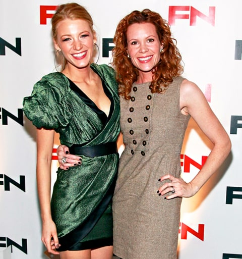 Blake Lively and Robyn Lively