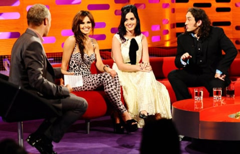 Katy Perry on graham norton