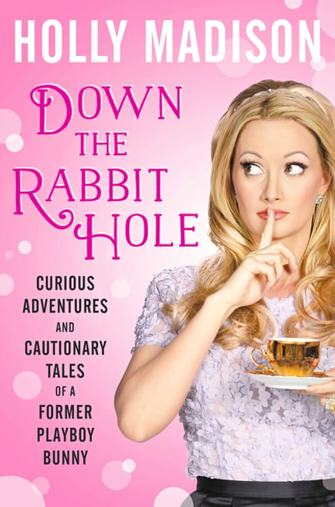 Holly Madison Down The Rabbit Hole Cover