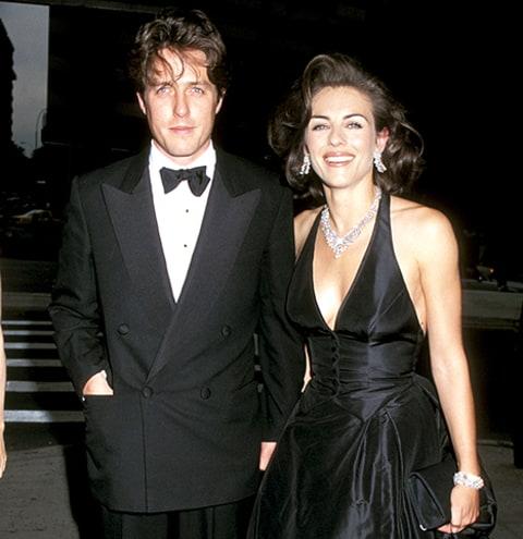 Hugh Grant, Elizabeth Hurley Reunite 15 Years After Their ...
