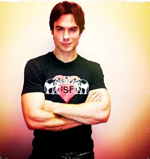 Ian Somerhalder Top Tweets