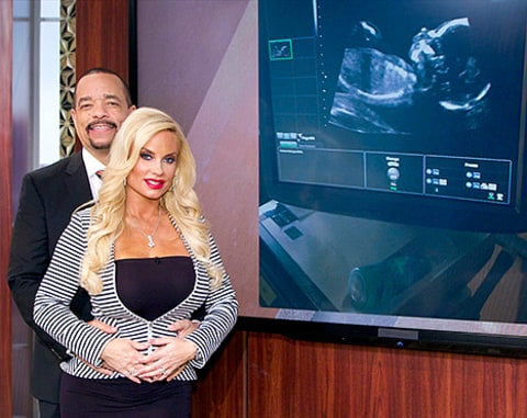 Ice T and Coco share their sonogram