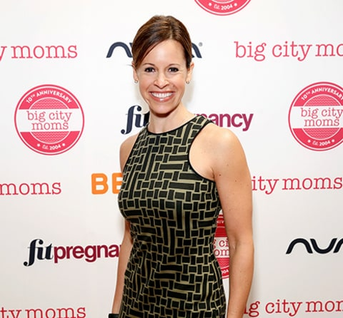 Jenna Wolfe and Stephanie expecting