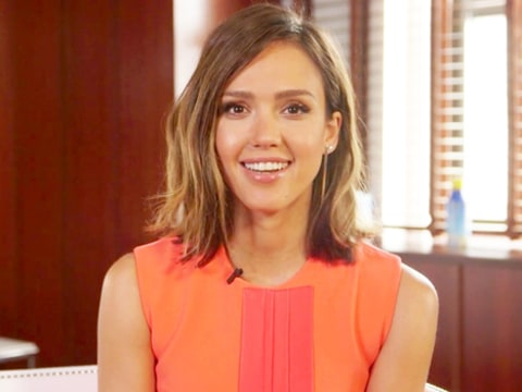 Jessica Alba's Daughters Honor and Haven Fight Over
