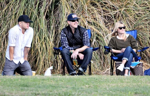 Ryan Phillippe Jim Toth Reese Witherspoon