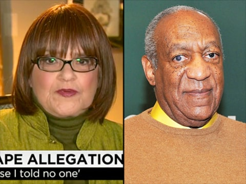 Joan Tarshis and Bill Cosby