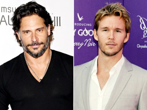 Joe Manganiello and Ryan Kwanten