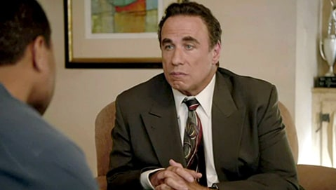John Travolta in the American Crime Story teaser