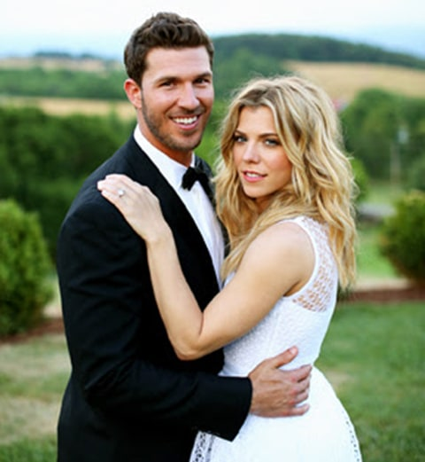 KIMBERLY PERRY J.P. ARENCIBIA Wedding