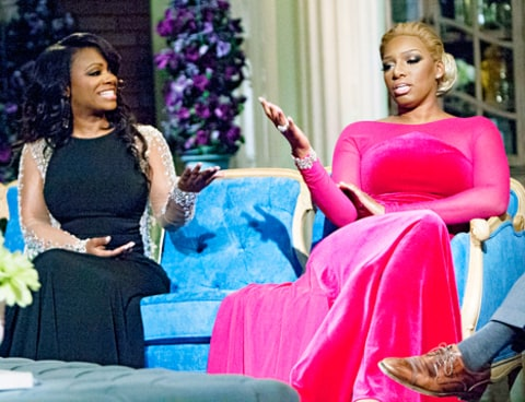 Kandi Burruss and Nene Leakes Reunion Video
