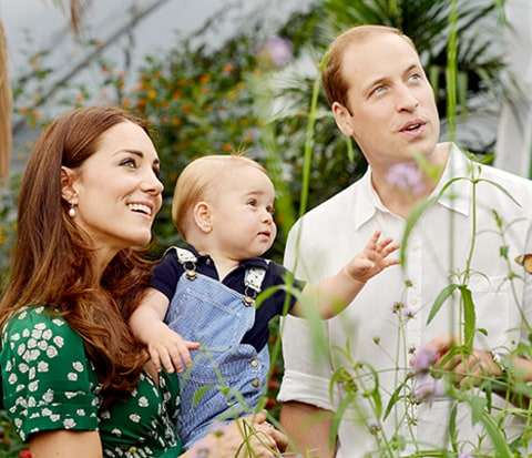 Will Kate and George