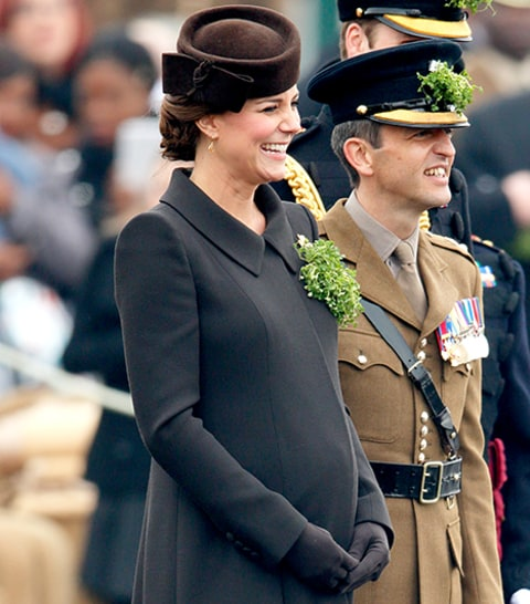 Kate Middleton cute & preg