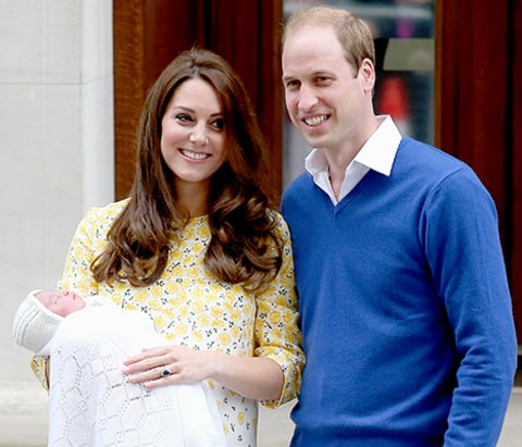 Will/Kate/Charlotte