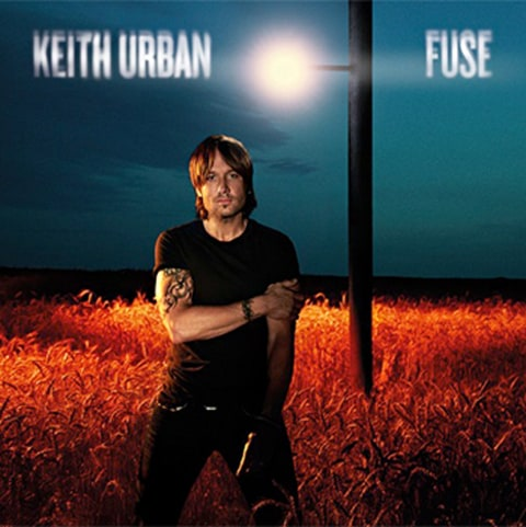 Keith Urban Fuse Album Cover