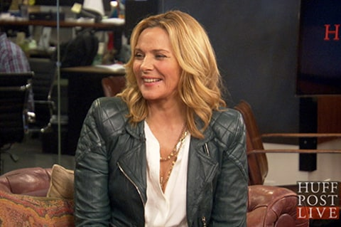 Kim Cattrall on HuffPost