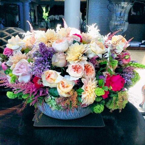 Kim Kardashian Birthday Flowers