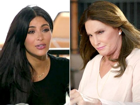 Kim Kardashian Defends Kris Jenner to Caitlyn Jenner in I Am Cait