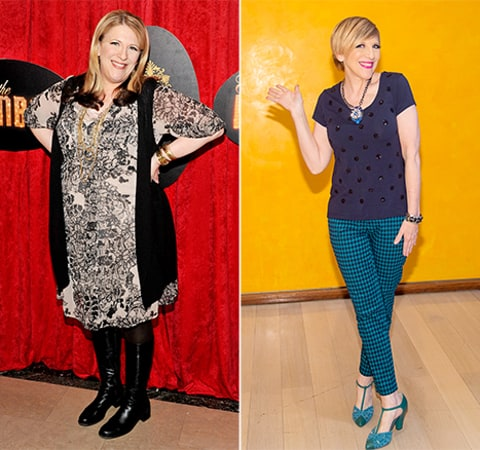 Lisa Lampanelli weight loss